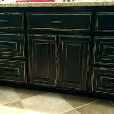 distressed bathroom cabinet painting bathroom cabinets black black cabinet in bathroom black bathroom cabinets w tan