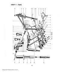 triumph t t t t tr motorcycle parts manual 1959 triumph 6t t100 t110 t120 tr6 motorcycle parts manual page 3