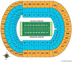 14 Ohio Stadium Seating Chart Ohio State Buckeyes Neyland