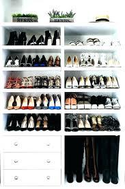 canvas closet organizer hanging storage shoe best ideas on canvas closet organizer