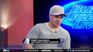 Bud Light Living Room Tommy Wauchope Bud Light Living Champion