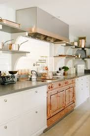 Kitchen: How To Decorate Your Modern Kitchen With Copper And Brass Pieces 3  - Home