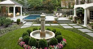 how garden water features fill your