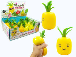 "<b>Игрушка</b>-<b>антистресс</b> ""Pineapple squeeze"" ананас <b>Junfa</b> 1809 ..."
