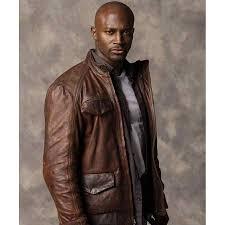 break brown leather jacket zoom detective