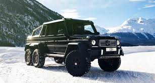Its business is overcoming the challenges that the natural world and different weather conditions across the globe pose for its driver. Mercedes Benz G63 Amg 6x6 When Too Much Is Not Enough Classic Driver Magazine