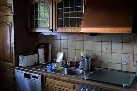 Küche renovieren Fliesen Aufkleber einfach und günstig