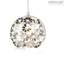 cool discount lighting store beautiful silver flower crystal pendant lights fixtures aluminum hanging lamp inexpensive79 lighting