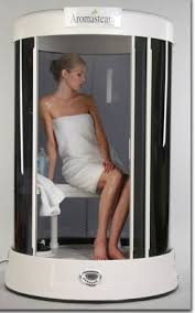 Serene Steam Bath Capsule for one person