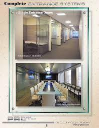 california s leading architectural all glass entrance system manufacturer