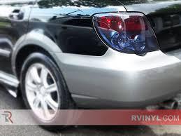 Rtint® Subaru WRX STi 2004-2005 Tail Light Tint|Film