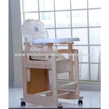 eco friendly multifunction seating. China Eco-friendly Paint Multifunction Adjustable Solid Wooden Baby High Chair Eco Friendly Seating
