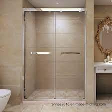 china bathroom shower cabin 8mm