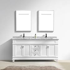 72 Inch Bathroom Vanity Double Sink