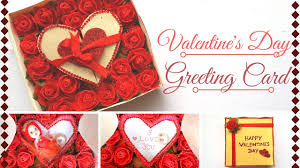 Diy Valentines Day Greeting Card Design Making Ideas For Your Loved Ones By Maya Kalista