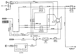 lawn tractor ignition switch wiring diagram lawn huskee electrical issue in ignition circuit on lawn tractor ignition switch wiring diagram