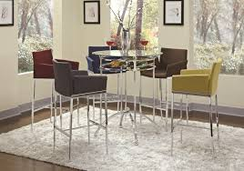Tall Dining Room Sets Height Of Dining Room Table On Bestdecorco