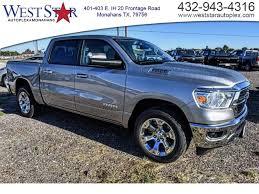 New 2018-2019 Chrysler Dodge Jeep Ram Cars in Monahans, TX ...