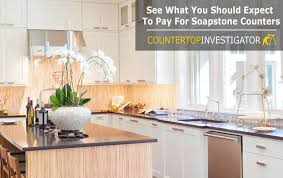 see what you should expect to pay for soapstone counters