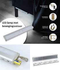 1495 Ipv 4995 Led Lamp Met Bewegingssensor Ideaal Voor Gebruik Bij Uw Kledingkast Onder Het Bed Of In De Hal