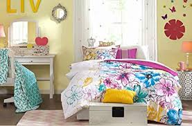 bright colored bedding for adults. Beautiful Adults Fun Girls Teen Comforter Bedding Set Bright Floral Flowers Pink Purple Aqua  Teal Blue Green Yellow And Colored For Adults