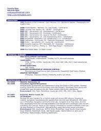 Free Resume Maker Sample Resume