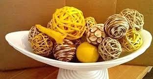 Decorative Bowl Filler Balls decorative balls in bowl trans100club 76