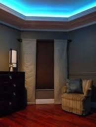 crown molding lighting. crown molding with led up lighting family room pinterest moldings lights and game decor y