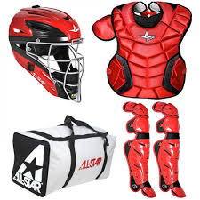 All Star Catchers Gear Size Chart All Star System 7 Elite Travel Team Youth Catchers Kit