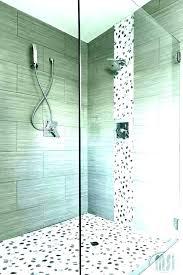 river rock tile bathroom ideas pebble tile shower floor problems pebble tile shower floor problems river rock tile shower floor pebble home decorations