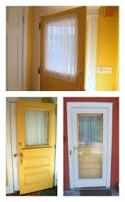 Entry Door Window Treatments | Window Treatments | Pinterest | Door ...
