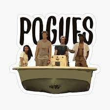 Pin by Anne on Outer banks | Outer banks, The pogues, Iphone case stickers