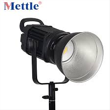 100w Led Video Light Mettle Ultra Bright 100w 200w Single Color Bi Color Rgb Led