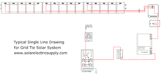 9 kw solar power system canadian solar cs6p 250 watt modules wiring diagram solar electric supply wiring diagram installation guide