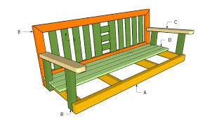 Diy Porch Swing Furniture Gorgeous Porch Swings For Terrace Ideas Jones Clintoncom
