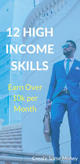 What Are Some Job Skills 12 High Income Skills That You Can Learn Right Now High