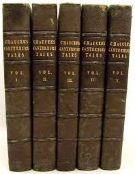 the canterbury tales of chaucer an essay on his language and  the canterbury tales of chaucer an essay on his language and versification an the canterbury tales