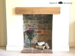 oak fireplace mantel mantels solid mantle lintel beam shelf wooden shelves oak fireplace mantel
