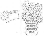 Most of the cards can be colored by kids including preschoolers. Mothers Day Coloring Pages To Print Mothers Day Printable