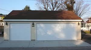two car garage doorStandard Garage Door Sizes Standard Heights and Weights  Traba Homes