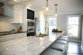 colonial white on houzz transitional kitchen