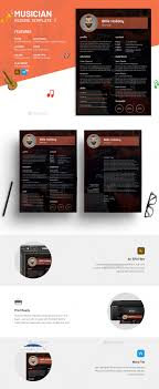 Free Musician Resume Template Musician Resume Template Free Download Resummme 83