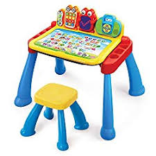 VTech Touch and Learn Activity Desk Deluxe - best toys for 3 year old girls Best Toys Year Old Girls Gift Ideas \u0026 Buying Guide