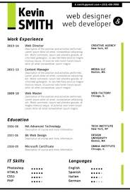 Trendy Top 10 Creative Resume Templates For Word Office Inside