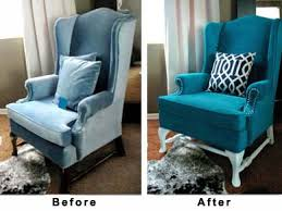 painting fabric furnitureDIY FRIDAY Painting Upholstered Furniture