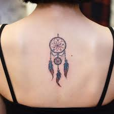 Dream Catchers Tattoos Meaning