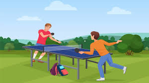 Table Tennis 🏓 Rules For Beginners In Hindi   टेबल टेनिस के नियम [  EXPLAINED ]   Sports Galaxy - YouTube