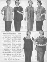1950s Clothing Size Chart Pdf Fas103j 1950s Sears Catalog 26 Pages Maternity Uniforms