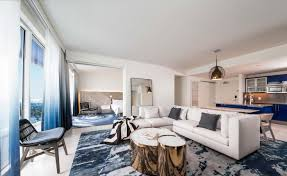 ... Living Room Rendering   W Condo Fort Lauderdale ...
