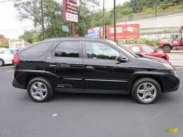 2004 Black Pontiac Aztek #54256293 Photo #9 | GTCarLot.com - Car ...